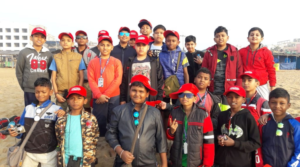 EDUCATIONAL TOUR TO PURI 2019 (JUNIOR SECTION) (2019-20)