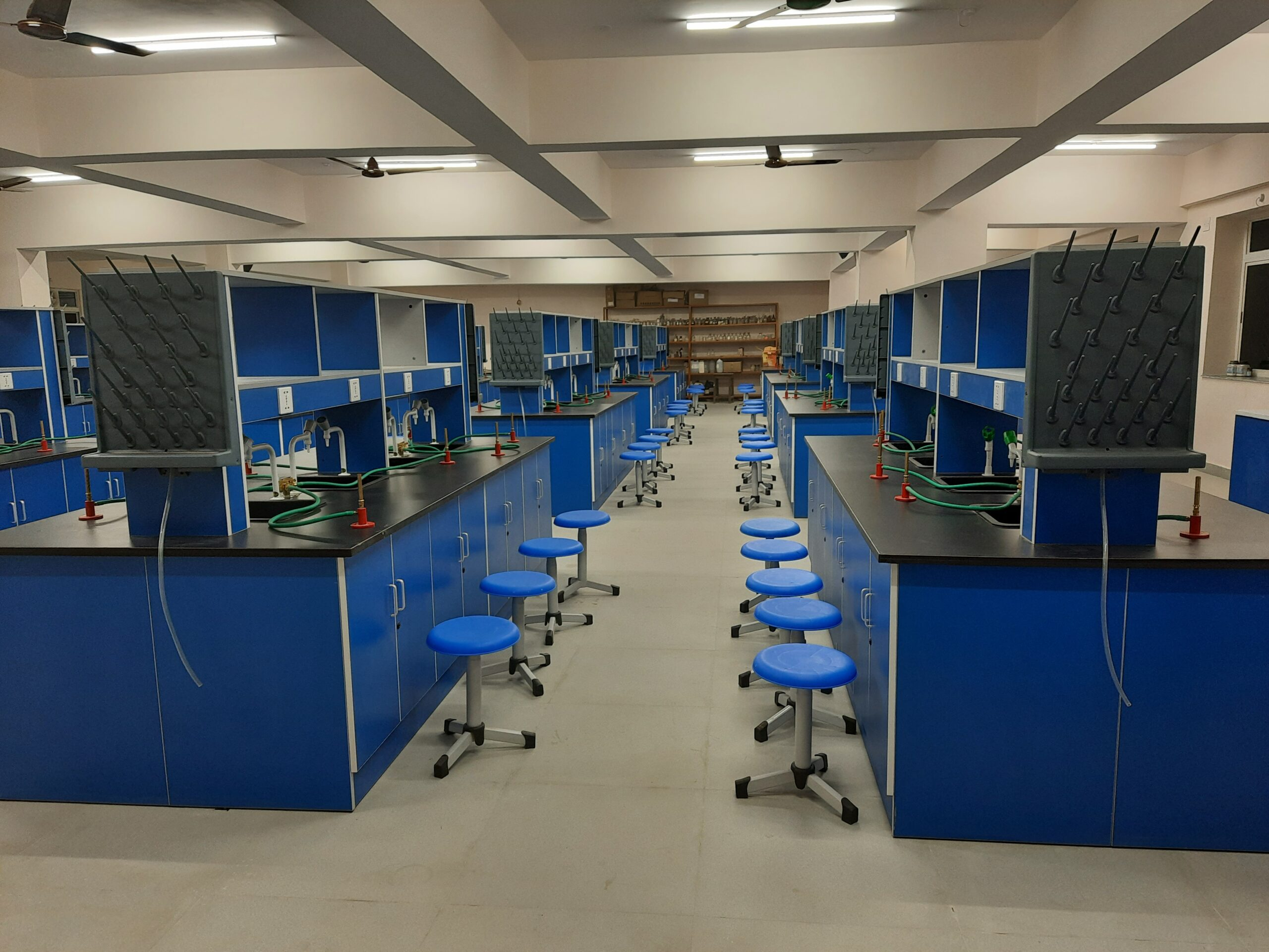 Inauguration of Science Laboratories at SXD